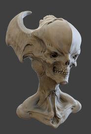 Cráneo demoníaco