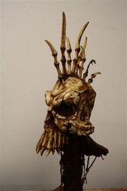Cráneo punk