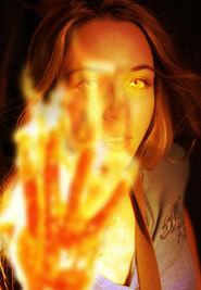 Puño de fuego