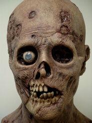 Zombie demacrado