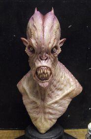 Extraño alien 2