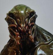 Insecto alien detalle