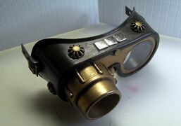 Steam Punk Goggles WIP 03 by BattlePriest