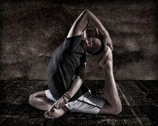 Flexible como junco