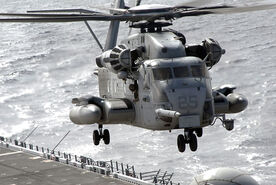 UCH-53E Super Stallion helicopter