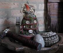 Altar Exú