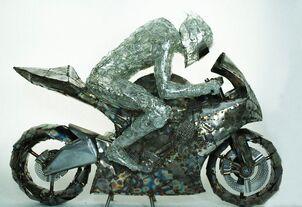 Suzuki metal cristal