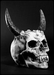Cráneo demonio