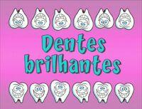 Cartão-de-Título-Dentes-Brilhantes
