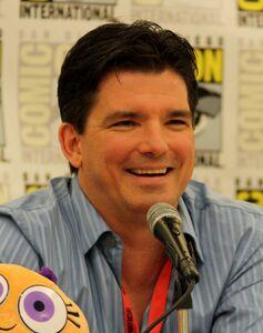 Butch Hartman en Comic-Con 2009