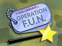 Titlecard-Operation FUN