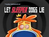 Deja Descansar al Perro Durmiente