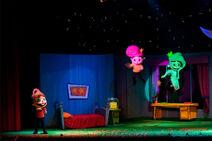 Teatro de padrinos Magicos