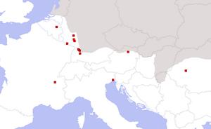 Aerecura distribution