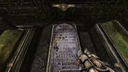 H&D Chapter 1 Level 1 - Cemetery Grave 7