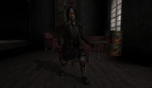 Evil Girl in Orphanage