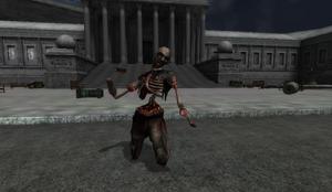Dead City Amputee in Dead City