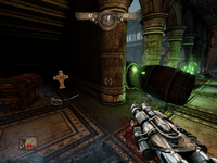 H&D Chapter 1 Level 3 - Atrium Complex - Secret 3