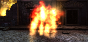 Fire spectre in Cataclysm