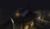 Chapter 1 Level 1 - Cemetery - Secret 1