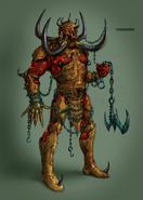 Concept art of Overseer