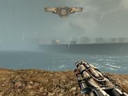 H&D DLC Chapter 1 Level 3 - Ruins - Cargo Ship