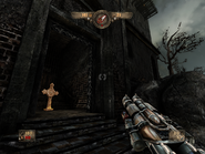 H&D DLC Chapter 1 Level 3 - Ruins - Secret 3