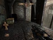 H&D Chapter 1 Level 2 - Cathedral - Secret 1