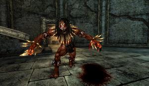Voodoo Priest in Underworld