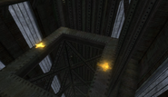 Chapter 2 Level 4 - Snowy Bridge - Secret 3