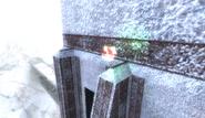 Chapter 2 Level 4 - Snowy Bridge - Secret 2