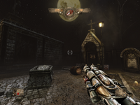 H&D Chapter 1 Level 1 - Cemetery - Secret 5