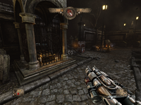 H&D Chapter 1 Level 1 - Cemetery - Secret 3