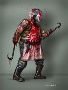 Concept art of Butcher