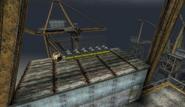Chapter 5 Level 2 - Docks - Secret 1