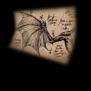 Sketch wing