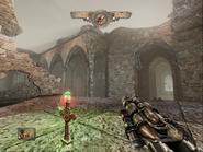 H&D Chapter 1 Level 2 - Cathedral - Secret 2