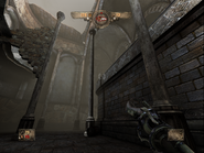 H&D Chapter 1 Level 2 - Cathedral - Secret 2 (Column)