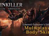Multiplayer Body Skin Pack