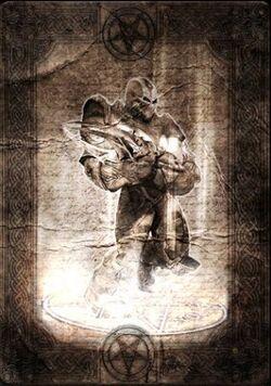 Summon Warrior