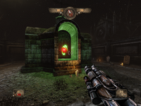 H&D Chapter 1 Level 1 - Cemetery - Secret 1