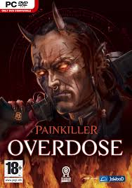 Painkiller Overdose Cover