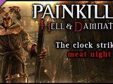 The Clock Strikes Meat Night