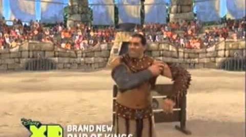 All New Pair Of Kings-Fight School - Coming Soon