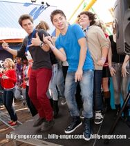 Billy Unger and Ryan Ochoa