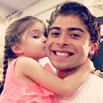 Ryan Ochoa and Destiny Ochoa