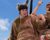Brady as Flying Squirrel - 1 - Pair of Kings
