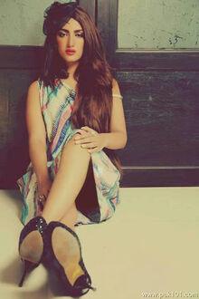 Mathira Khan