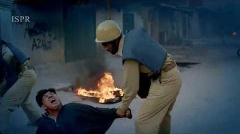 Ab Tou Azad Hai Dunya - Kashmir Solidarity 2016 (ISPR Official Video)