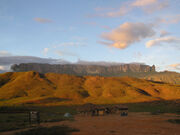 Mt Roraima in Venezuela 001